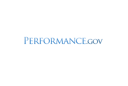 Image of Performance.gov