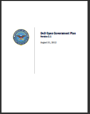 DOD Open Government Plan